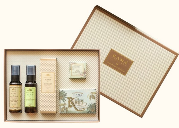 Kama Ayurveda Valentine's Day Boxes for Him & Her