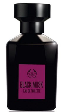 The Body Shop Black Musk Perfume Oil, EDT, EDP