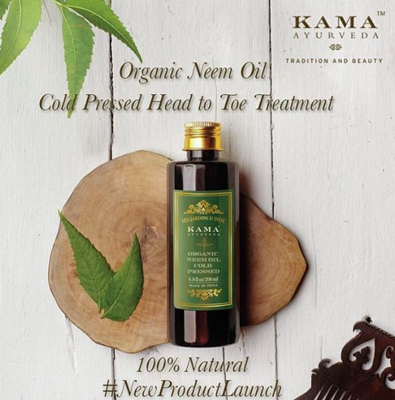 new kama Organic Neem Oil
