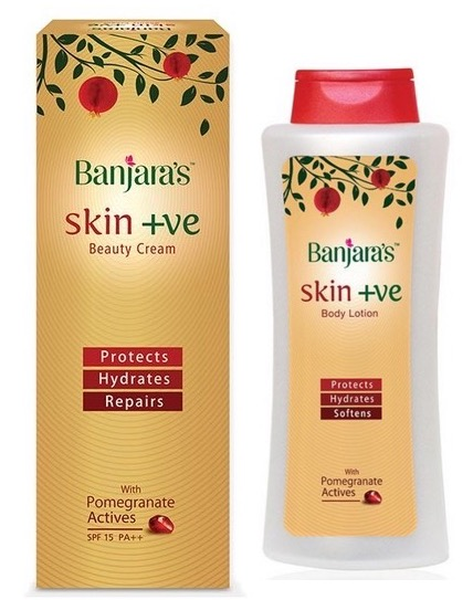 Skin +ve Beauty Body Lotion