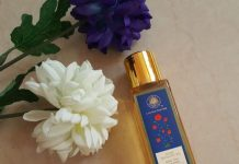 Forest Essentials Body Massage Oil Indian Rose & Geranium review