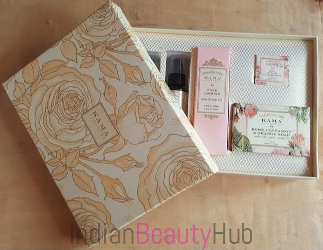 Kama Ayurveda Rose Essential Kit_3
