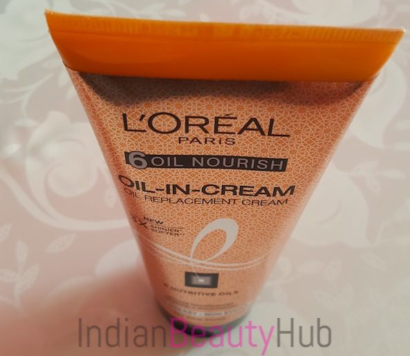L'Oreal Paris 6 Oil Nourish Oil-in-Cream Review_3