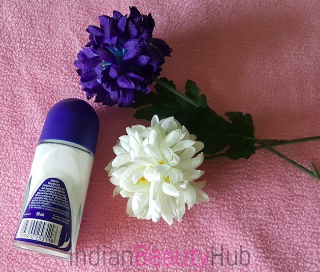 Nivea Protect & Care Anti-Perspirant Roll On Deo Review_1