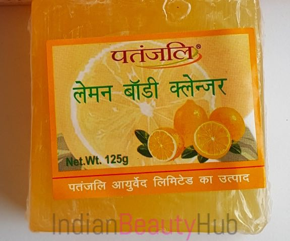Patanjali Soap Review_5