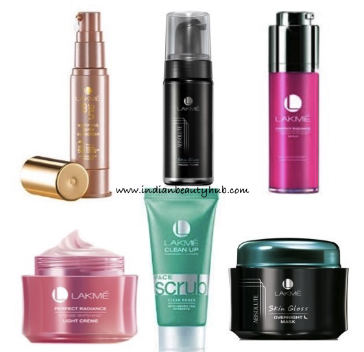 Cosmetics products brands in india