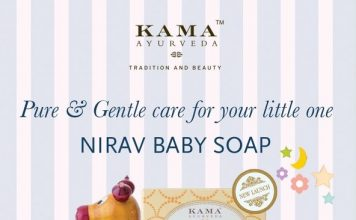 New! Kama Ayurveda Natural Baby Soap Nirav Price, Buy Online