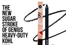 Sugar Stroke of Genius Heavy Duty Kohl Review