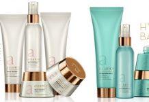 Aviance White Intense and Hydra Balance Skincare Range