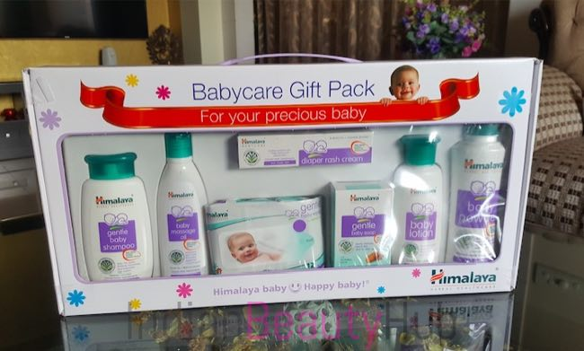 himalaya Babycare Gift Pack Review