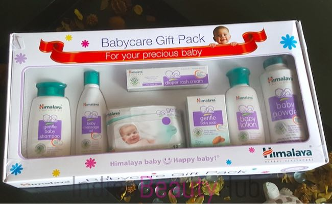 himalaya Babycare Gift Pack Review_1