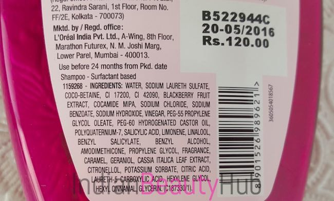 Garnier Ultra Blends Intense Repair Review_8