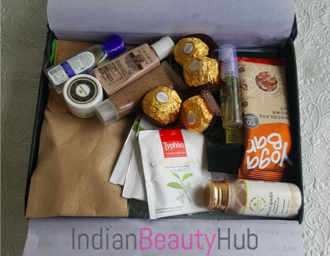 TheViolet Box Unboxing and Review_2
