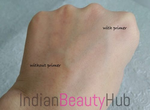 Lakme Absolute Blur Perfect Makeup Primer Review_6