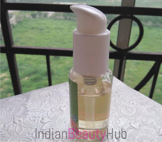 Organic Harvest Hair Oil for Dandruff Free Hair Review_4