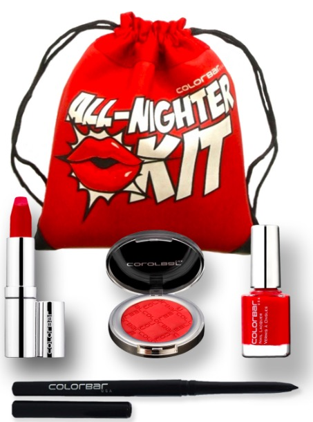 New! Colorbar All-Nighter Kit