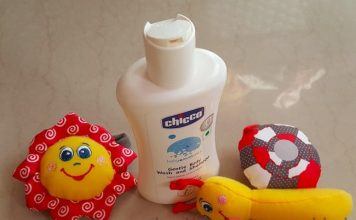 Chicco Gentle Body Wash and Shampoo Review