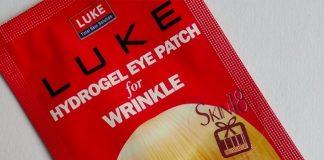Luke Hydrogel Eye Patch for Wrinkles
