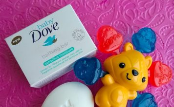 Baby Dove Sensitive Moisture Bar Review