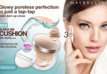 New! Maybelline New York Super BB Cushion review
