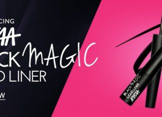 Nykaa Black Magic Liquid Eyeliner review
