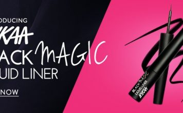 Nykaa Black Magic Liquid Eyeliner review
