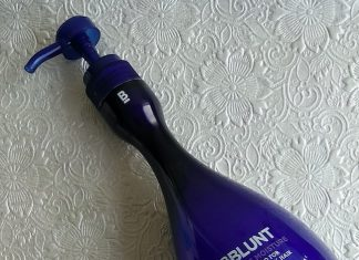 BBLUNT Intense Moisture Shampoo Review