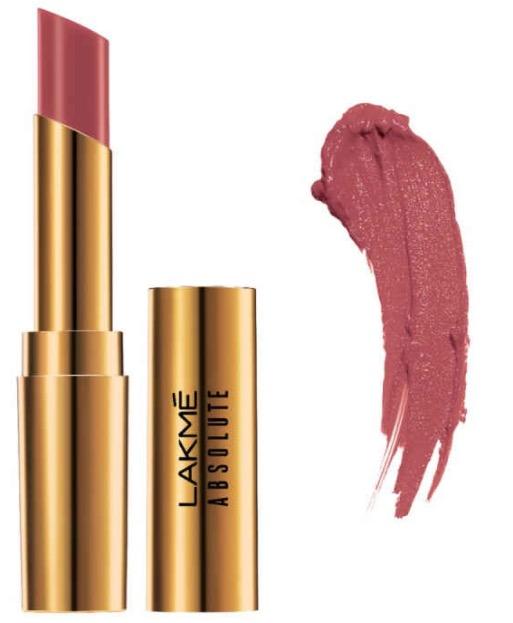 Lakme Absolute Argan Oil Lip Color Soft Mauve
