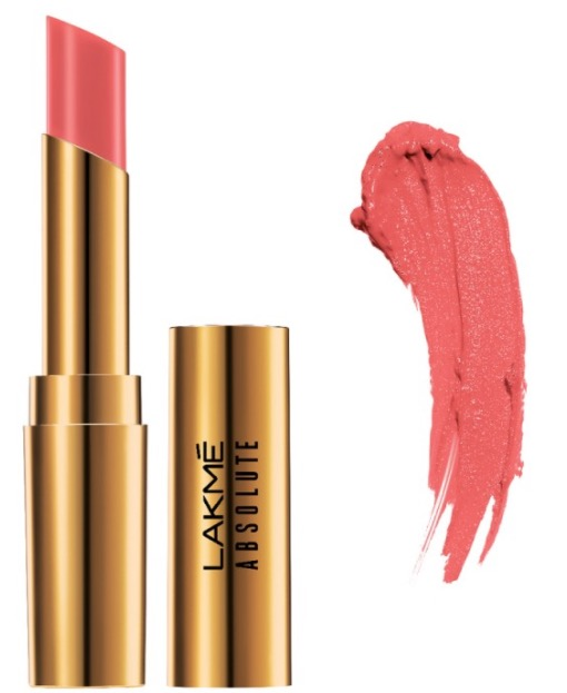 Lakme Absolute Argan Oil Lip Color Peaches n Cream