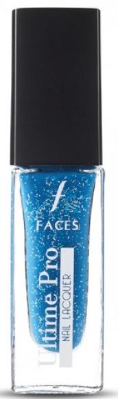 Faces Ultime pro nail lacquer Denim Collection - Denim Sky 09