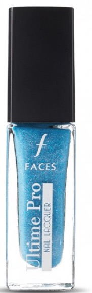 Faces Ultime pro nail lacquer Denim Collection - Denim Grey 07
