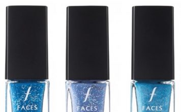 Faces Ultime pro nail lacquer Denim Collection