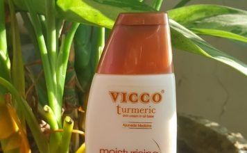 New! VICCO Turmeric Moisturising Effect Skin Cream in Oil Base Review