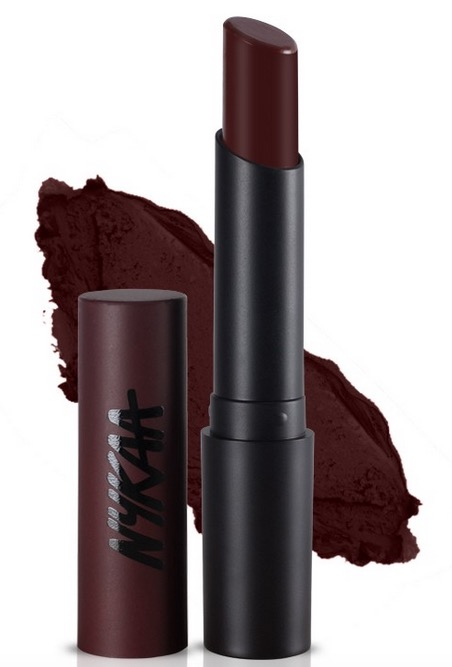 Nykaa Paintstix! Lipstick Grunge Brown