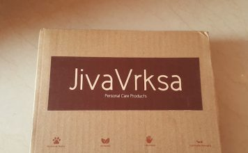 JivaVrksa Personal Care Products