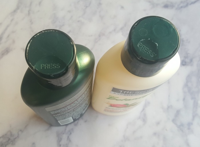 TRESemme Botanique Nourish & Replenish Shampoo and Conditioner Review