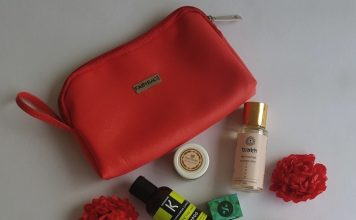 Fab Bag July 2017 Review