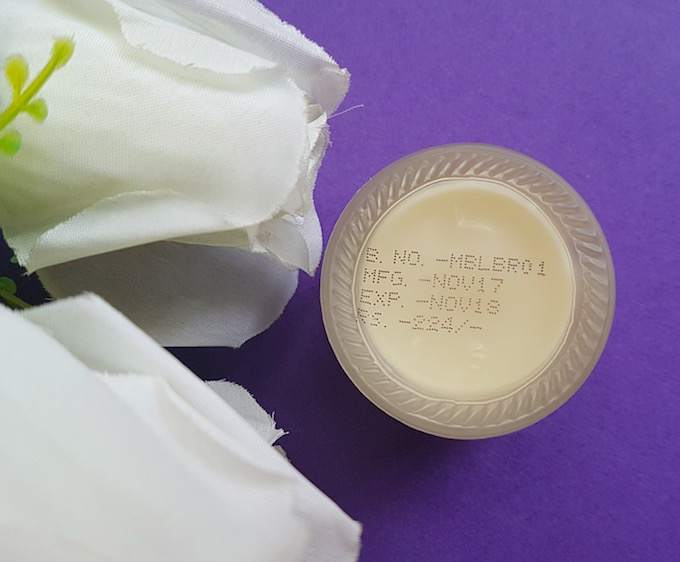 Mirah Belle Rose Lip Balm Review