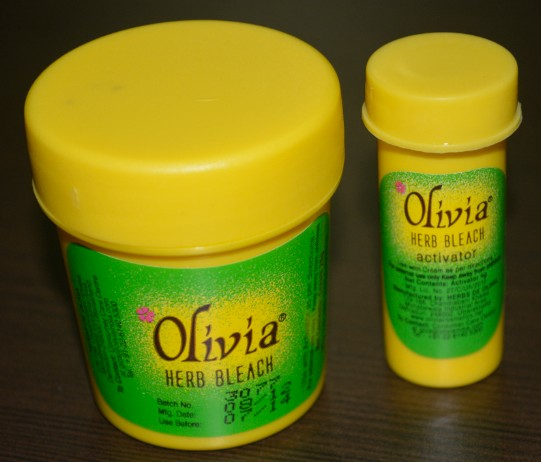 olivia herb bleach cream 3