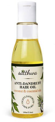 Satthwa Anti Dandruff Hair Oil