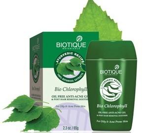 bio chlorophyll
