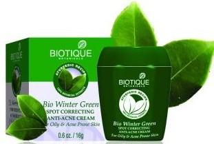 bio winter green