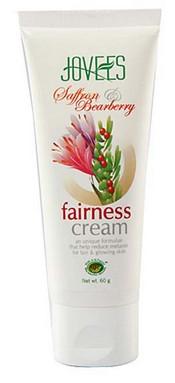 jovees saffron & bearberry fairness cream