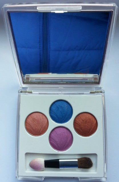 lotus herbals ecostay long lasting eyeshadow rainbow passion 1