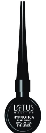 lotus herbals hypnotica eye liner intense black