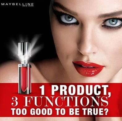 maybelline lip polish 2