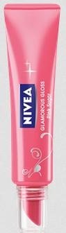 nivea glamorous gloss pink sugar