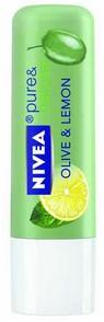 nivea olive & lemon