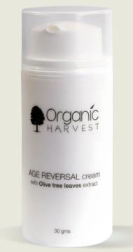 organic harvest age reversal cream