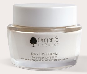 organic harvest daily day cream